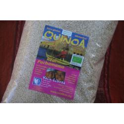 Blé bio à germer spécial herbe de blé 5 kilos