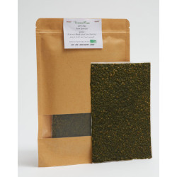 raw dehydrated vegetable wrap spinach