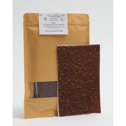 fruit wrap raw version pear cocoa