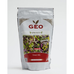 mix perennial organic geo sprouted seed