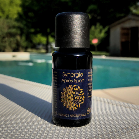 synergy essential oils mix after sport