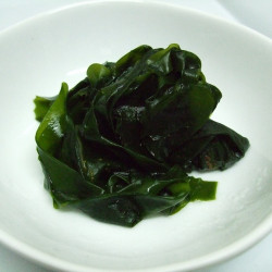 Wakame Seaweed Raw Food