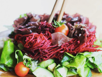 Salade dulse-betterave